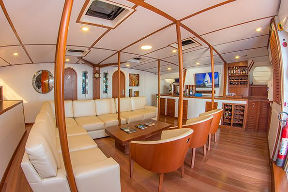 Living in Cruise Nemo II