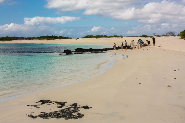 Galapagos Beaches Travel LatinTour