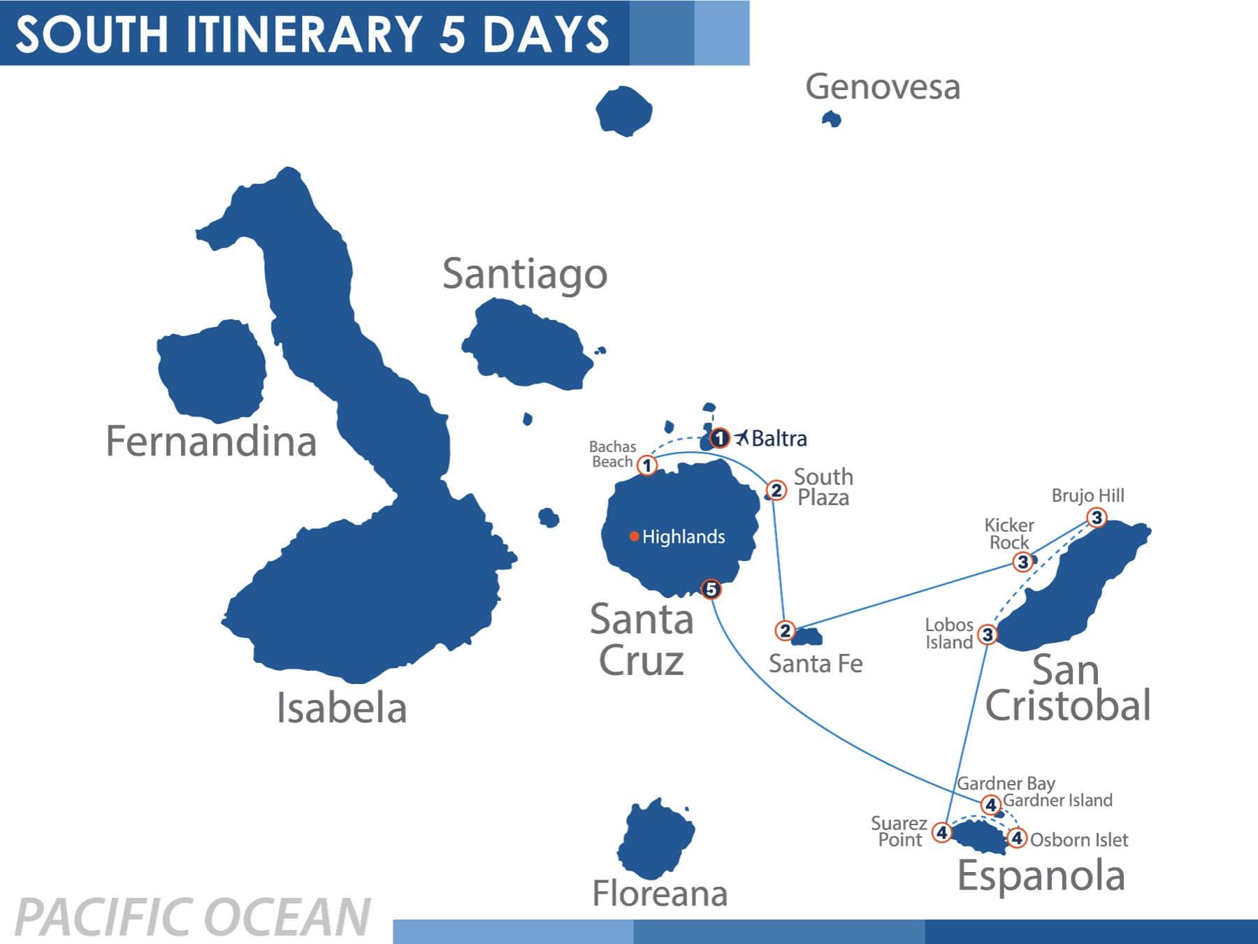 Nemo Ii Galapagos Cruise First Class Galapagos Cruise