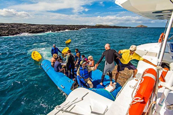 Nemo III Galapagos Cruise Ready for Adventure