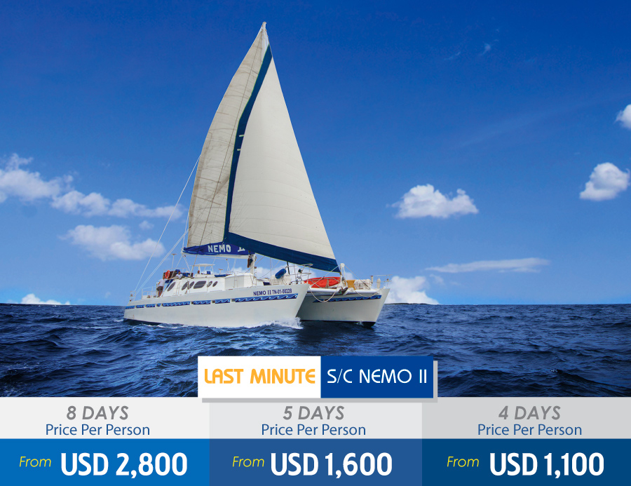Galapagos Cruises Last Minute Offers 2020 Nemo Galapagos