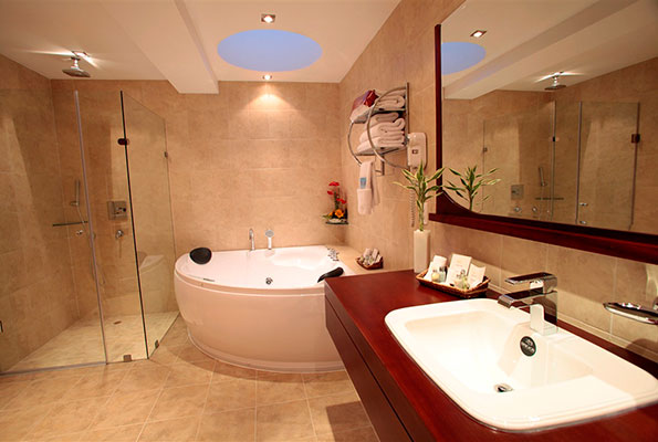 Hotel Mercure Bathroom
