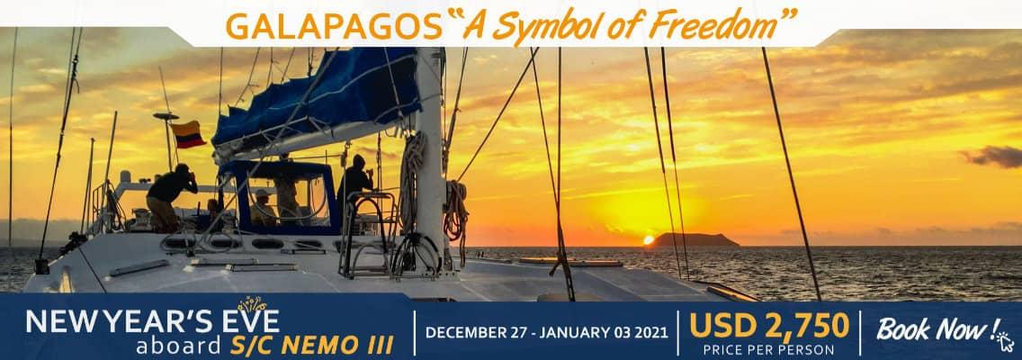 Galapagos Christmas 2020 Galapagos Islands Cruises 2020 & 2021 Nemo Fleet Catamarans