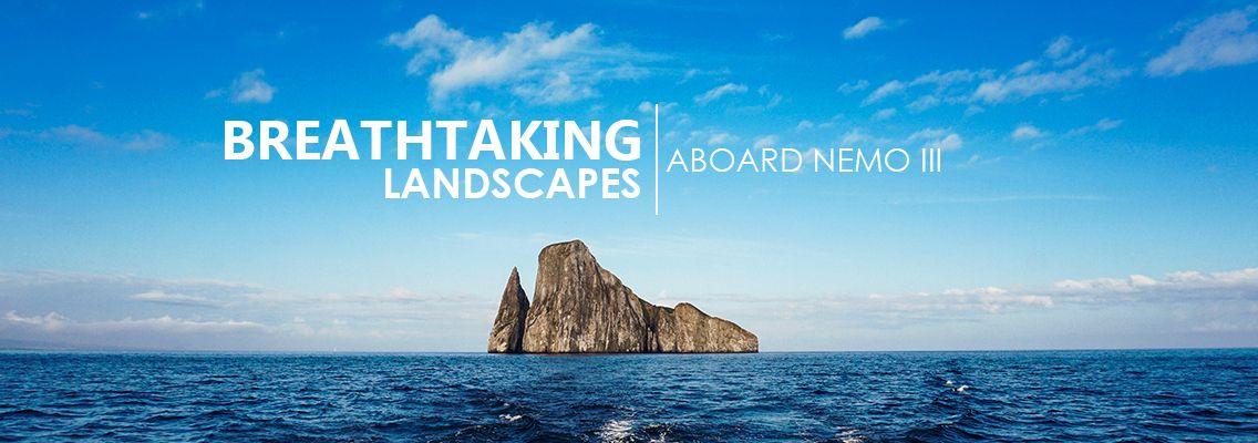 Galapagos Islands Cruises 2019 - 2020 & 2021 Nemo Fleet